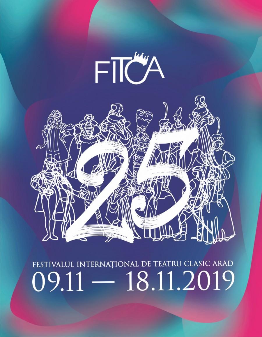 Festivalul Internațional de Teatru Clasic Arad sărbătorește 25 de ani! - PROGRAM