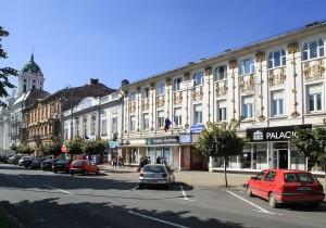 Palatul Albert Szabó