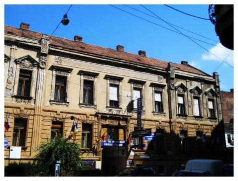 Casa lui Vasile Goldiş