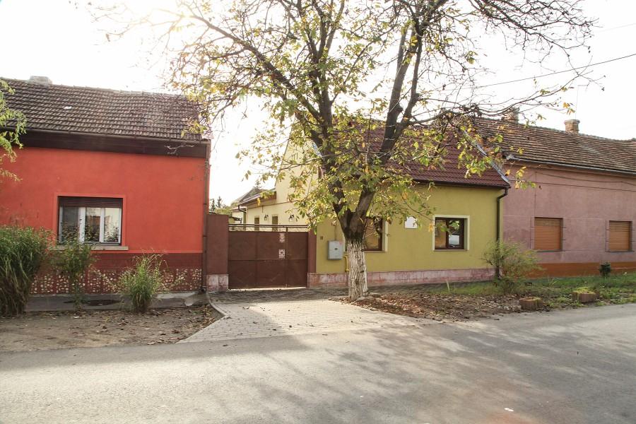 Casa poetului Tóth Árpád