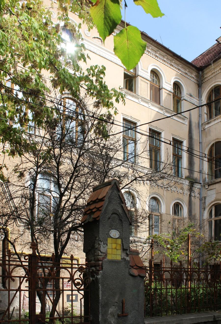 Gimnaziul Român de Fete