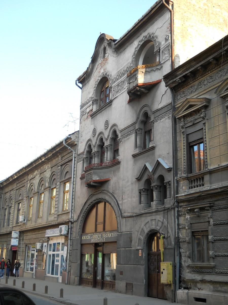 Clădirea Diecezanei