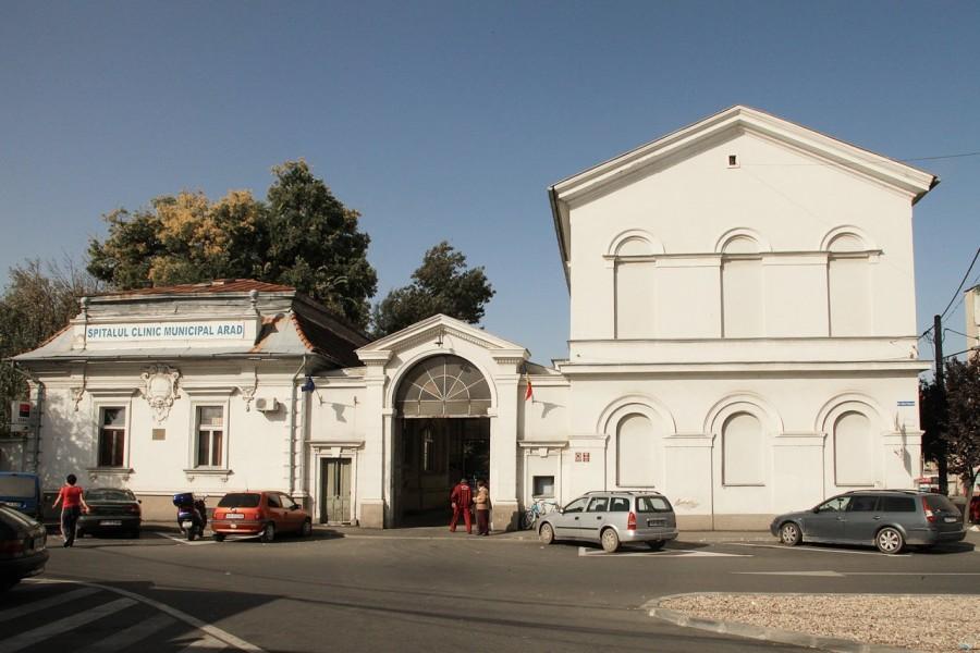 Spitalul Clinic Municipal Arad