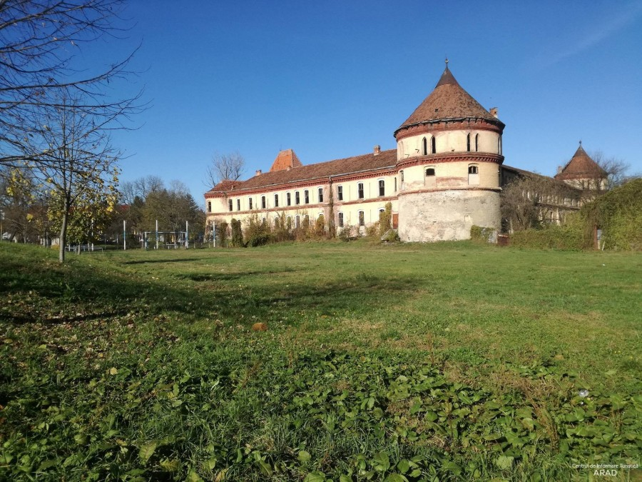 Cetatea Ineului