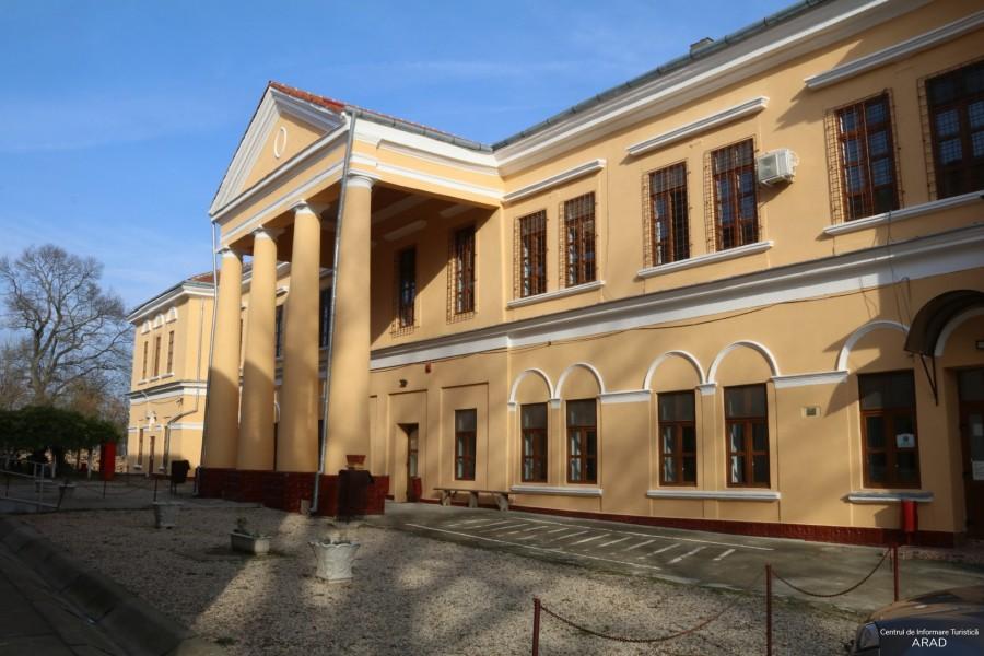 Ansamblu Castelului Solymossy, Dealul Mocrii,  sat Mocrea, oraş Ineu